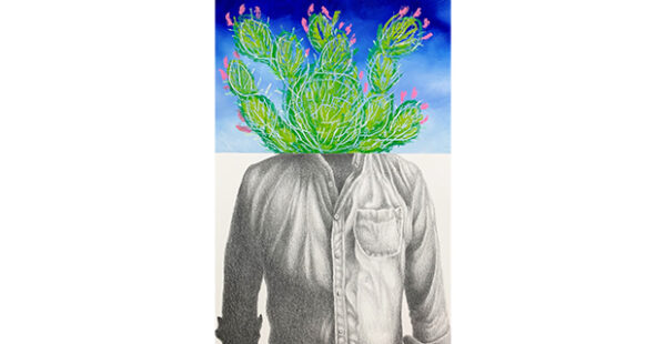 Between Two Worlds at the UT Visual Arts Center in Austin September 2020