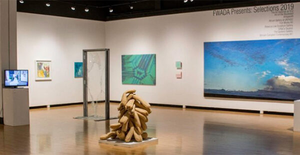 Fort Worth Art Dealers Association Fall 2020 Gallery Night in Fort Worth September 12 2020