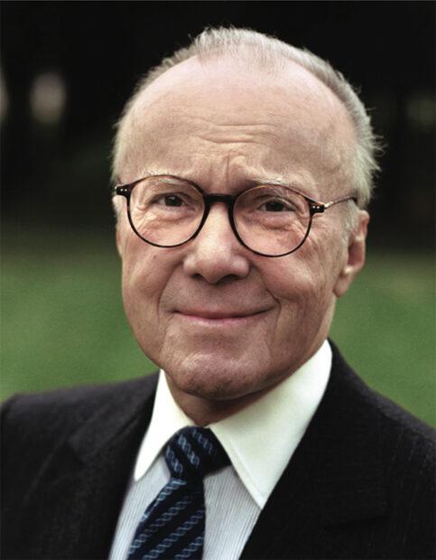 Gerald D. Hines [1925-2020].