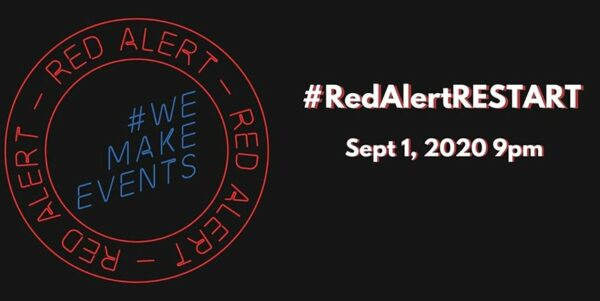 Dallas Arts District observes Red Alert initiative Tuesday, Sept 1