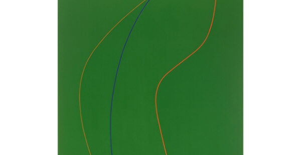 Virginia Jaramillo- The Curvilinear Paintings, 1969–1974 at the Menil Collection in Houston September 26 2020
