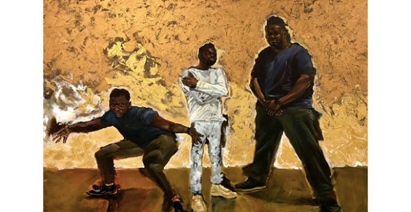 Works by Charles Gray at Fort Worth Community Arts Center in Fort Worth September 4 2020
