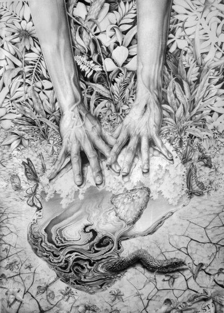 Noel Palmenez, Sangre de la Tierra, 2010.