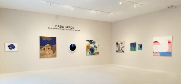 An exhibition at SieMatic Art Space by Contemporary Art Dealers of Dallas (CADD)