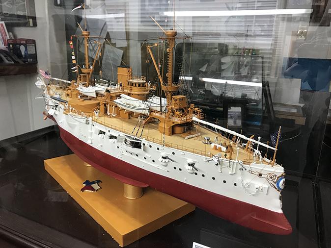 Battleship Texas of 1895