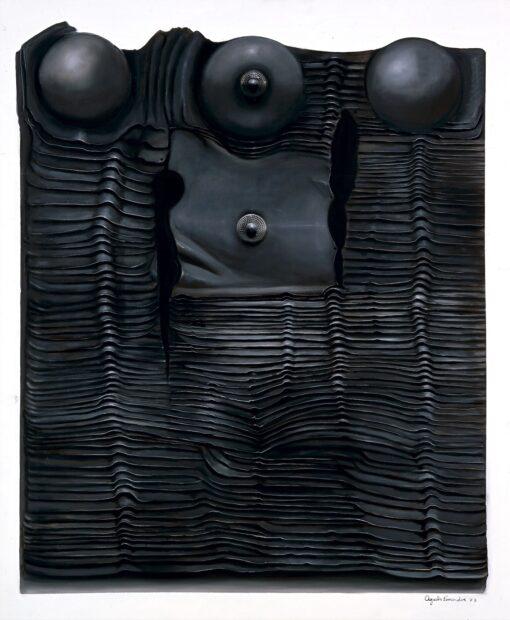 "Agustín Fernández, ""Armadura, series no. 18 [Armor, series no. 18],"" 1973c"