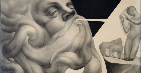 Silent Revolutions- Italian Drawings from the Twentieth Century at the Menil Collection in Houston November 14 2020