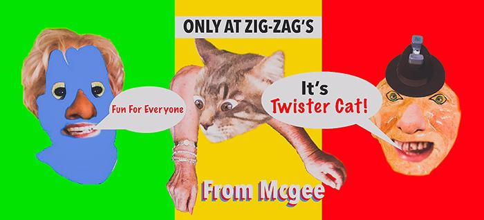 Elliott Kinney Twister Cat 908 Forest Park Blvd 76110