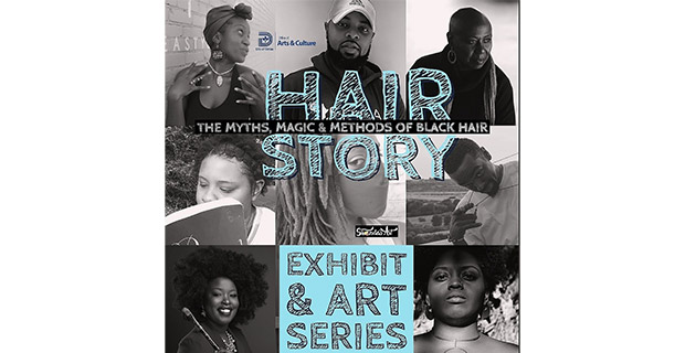 Hair Story- Myths, Magic and Methods of Black Hair at the African American Museum of Dallas November 14 2020