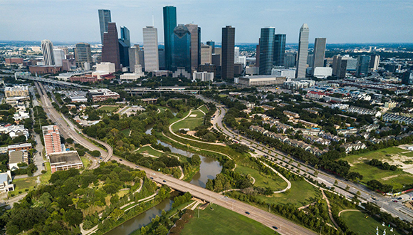 Houston's Mayor's Office of Cultural Affairs