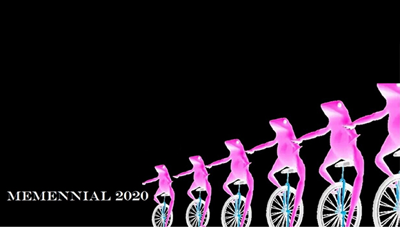 Memennial 2020 from Anam Bahlam