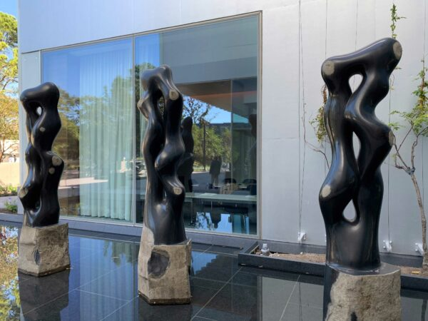 MFAH Sculptures by Byung Hoon Choi