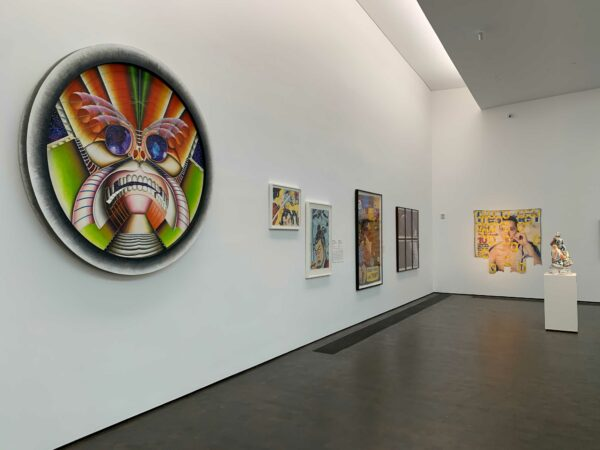 Collectivity exhibition at the MFAH kinder building