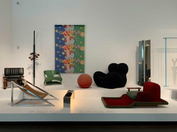Museum of Fine Arts Houston Kinder Building decorative arts gallery