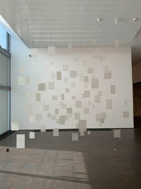 Latin American art at the Museum of Fine Arts Kinder Building