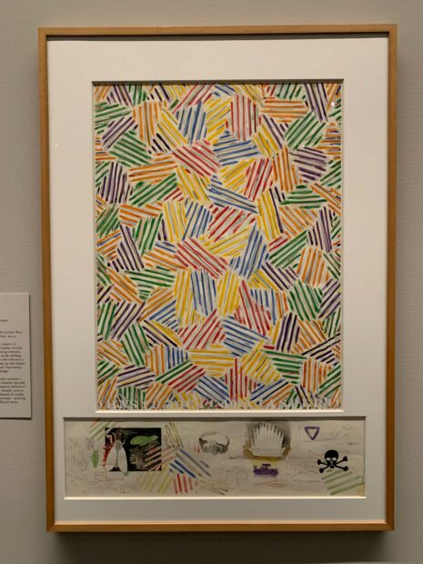 Museum of Fine Arts Houston Kinder Building works on paper