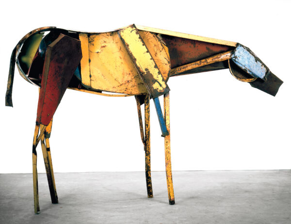 Deborah Butterfield, Palma, 1990