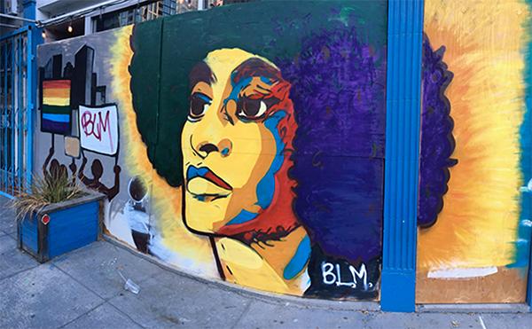 Black Lives Matter Graffiti Art International Open Call. Deadline: December  5 | Glasstire