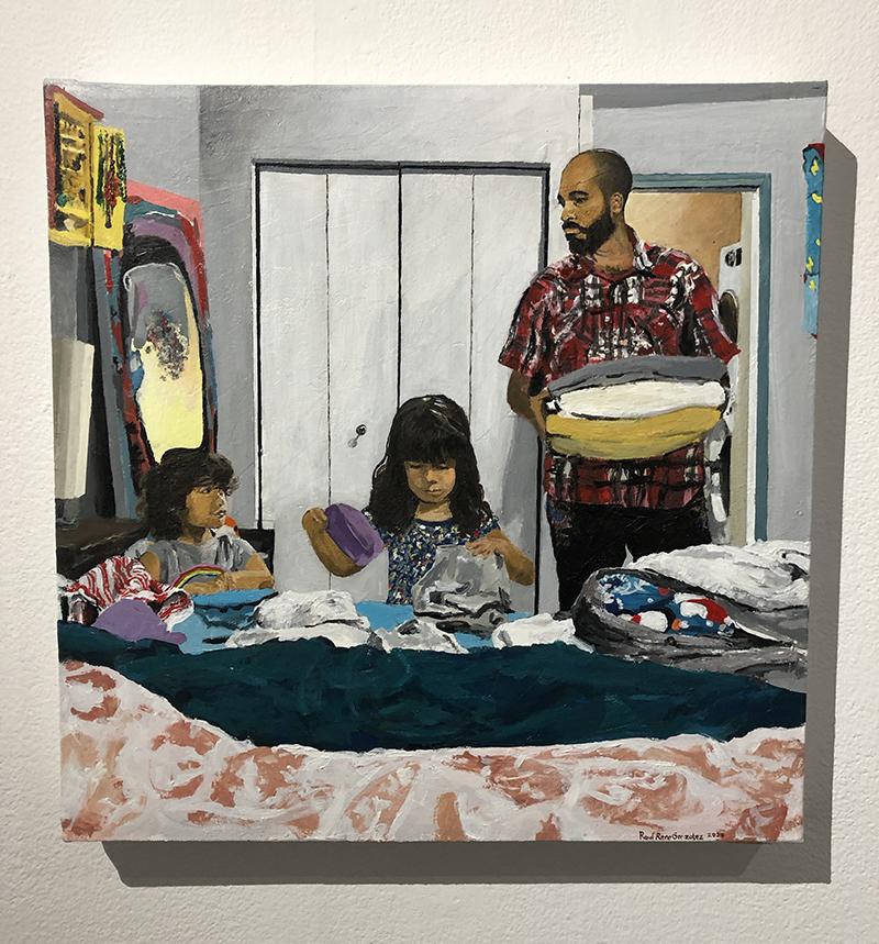 RaulRene Gonzalez's -Teach one, Teach 2-2020
