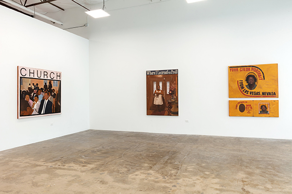 Riley Holloway Home installation view