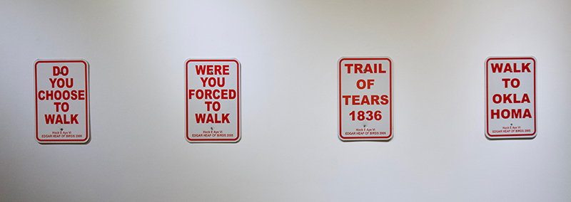 Trail of Tears, 2005