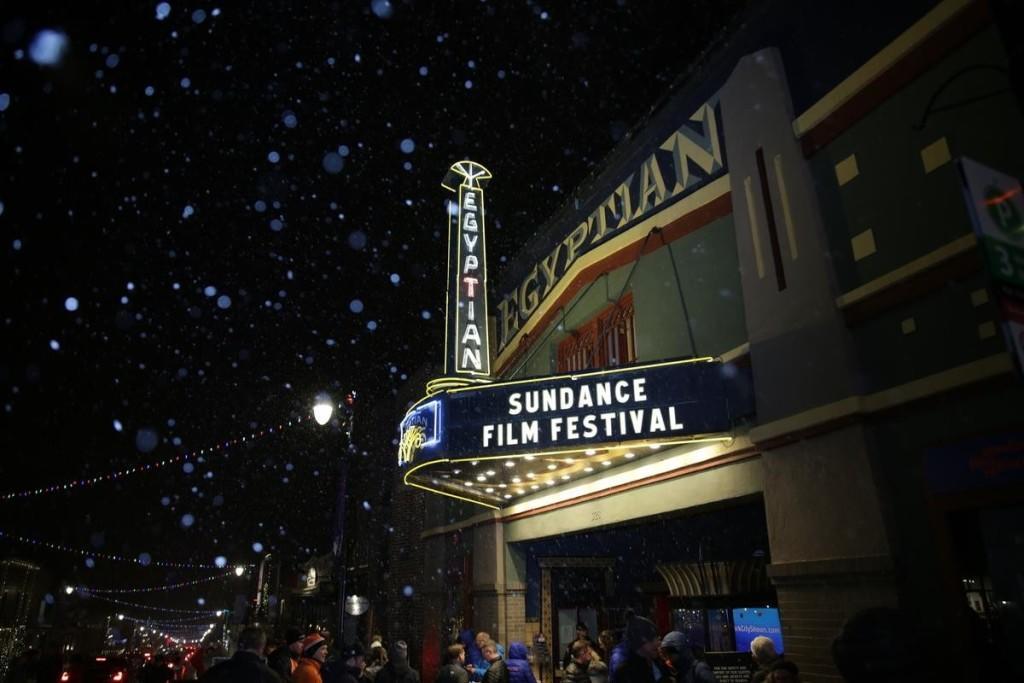 Sundance Film Festival, 2020.