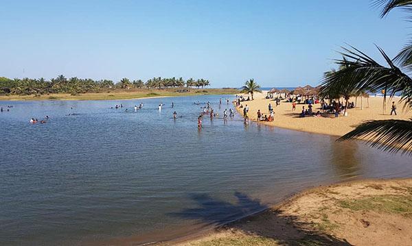 Cooper's Beach, Monrovia