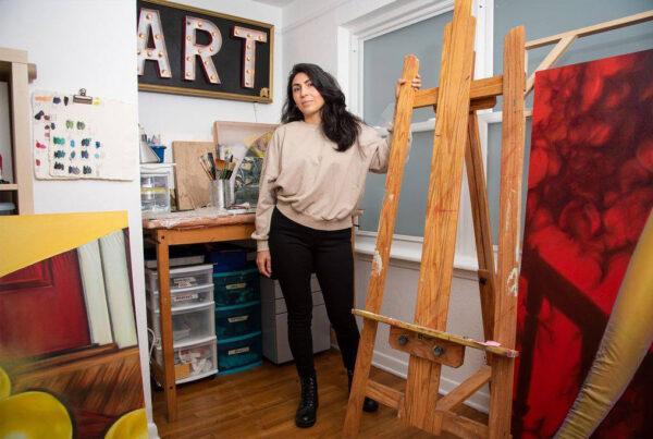 Michelle Gonzales, Carter Community Artists, 2020