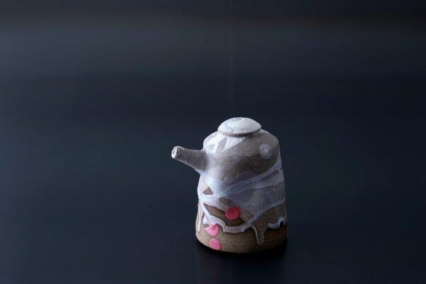 Jeff Gibbons ceramic ewer