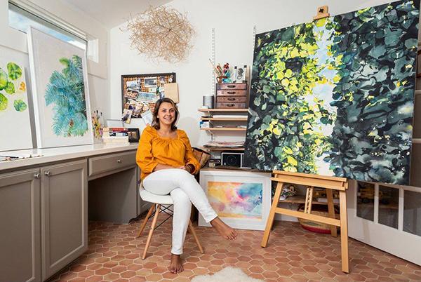 Brenda Ciardiello,2021 Carter Community Artist