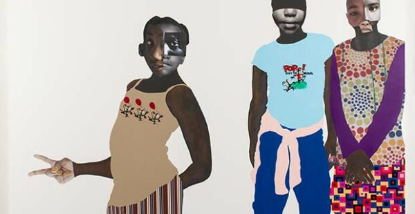 Deborah Roberts- I'm at The Contemporary Austin in Austin January 23 2021