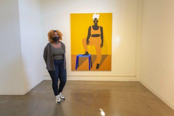 Desiree Vaniecia at Conduit Gallery in Dallas