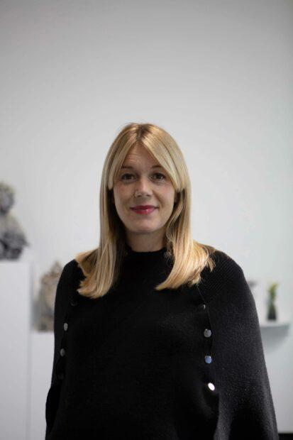 Lawndale Director Stephanie Mitchell