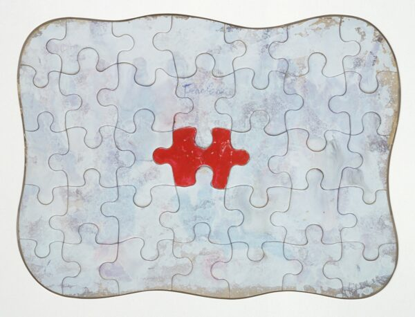Louise Bourgeois Puzzle