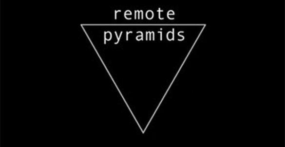 Remote Pyramids at the Oak Cliff Cultural Center in Dallas January 23 2021