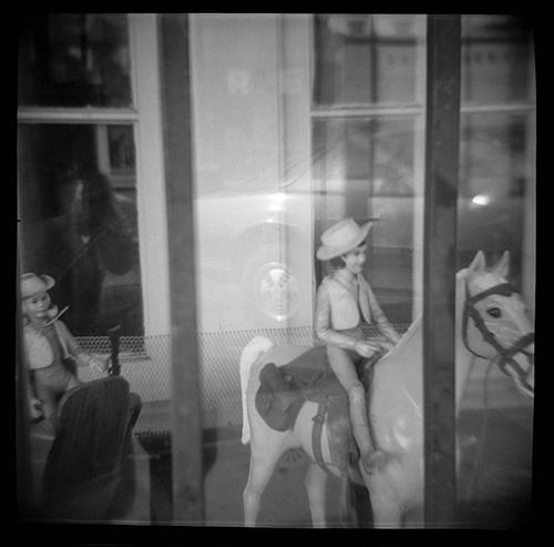 Richard Doherty, Dallas, 1984