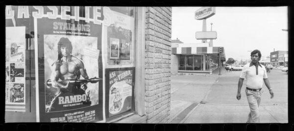 Richard Doherty, Dallas, 1986