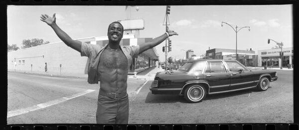 Richard Doherty, Dallas, 1989.