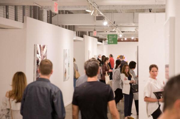 Dallas Art Fair 2021 Postponed