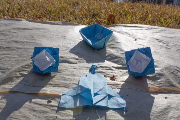 Andrea Tosten, Paper Altars