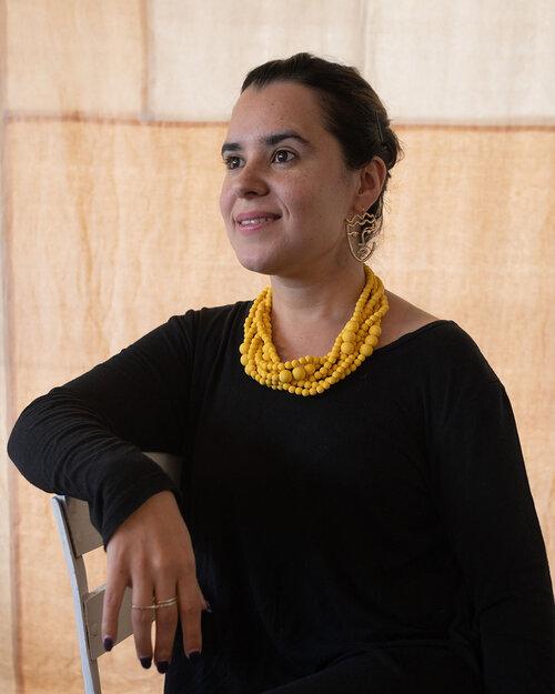 Coka Trevino, Tito's Prize 2021 Curatorial Panelist