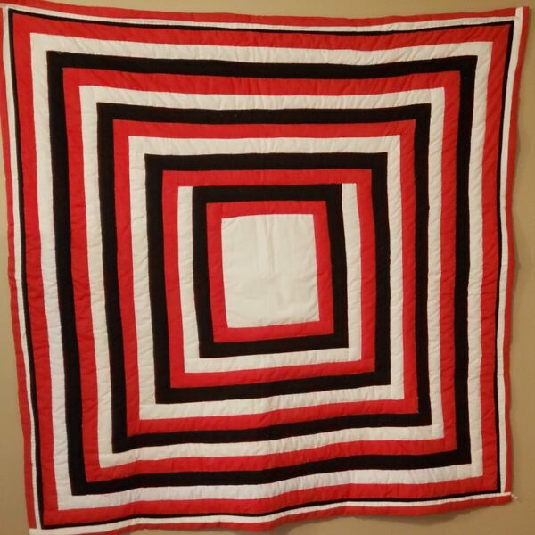 Gee's Bend Quilt on Etsy by Caster Pettway