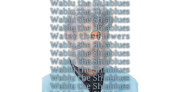 Jeff Gibbons- Wablu the Shlablues at Conduit Gallery in Dallas February 20 2021