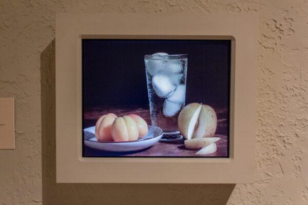 Karen Mahaffy, Still Life with Zhuang Zhi, 2005, digital video