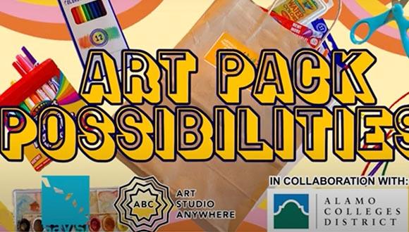 Art Packs from Say Si San Antonio