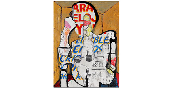 Cande Aguilar- It's only barrioPOP but I like it at Grayduck Gallery in Austin April 9 2021