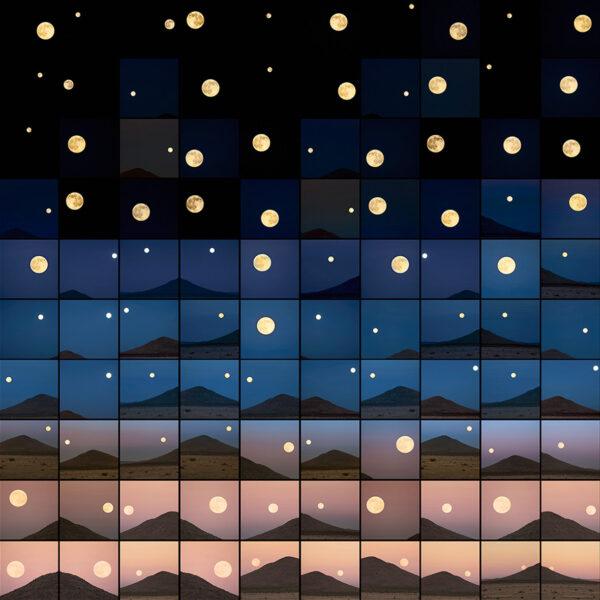 E Dan Klepper, 100 Moons