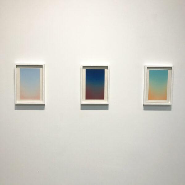 Eric Cruikshank: Skies Window, on view at Holly Johnson Gallery in Dallas