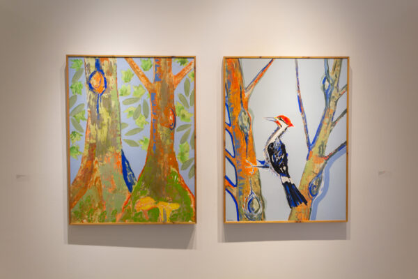 Jackson Hammack: A View from My Window on view at Craighead Green Gallery in Dallas