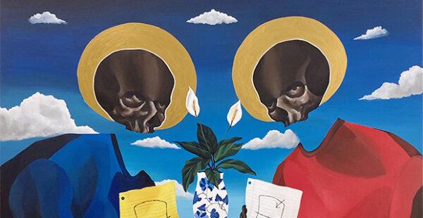 Jaylen Pigford- See What I See at Presa House Gallery in San Antonio April 2 2021